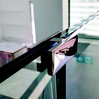 eva laminated balustrade