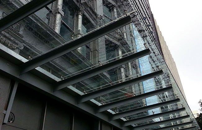 Glass Canopy